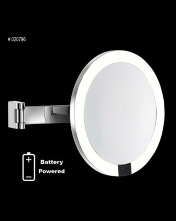 MIROIR GROSSISSANT LED INTERFACE