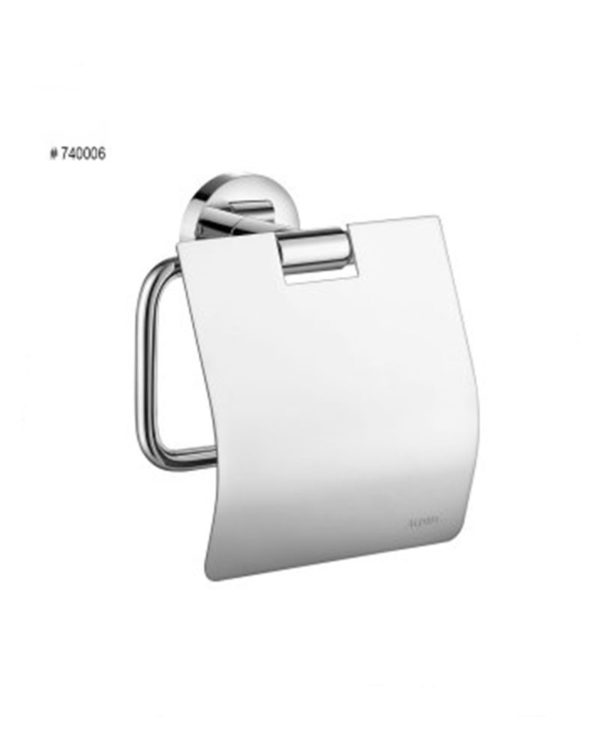 Porte papier now WC chrome